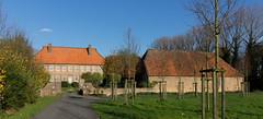 IMG_8493 (Tobwie) Tags: autumn castle canon day tag herbst clear mnster wasserburg burg mnsterland wasserschloss klar drensteinfurt 100schlsserroute hausvenne