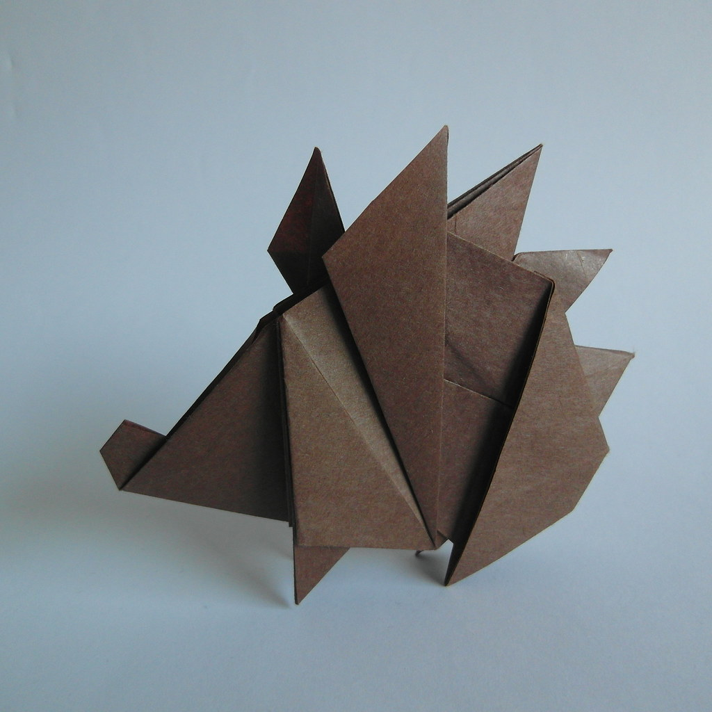 the world 39 s newest photos of hedgehog and origami flickr hive mind. Black Bedroom Furniture Sets. Home Design Ideas