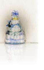 Torta Pannolino (gennaro.carlomagno) Tags: stilllife baby cake newborn torta diapercake neonato pannolino tortapannolino