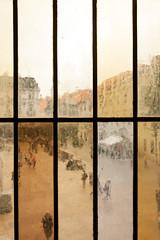 Okno (Jordi Cucurull) Tags: street window glass colors ventana calle colores finestra slovakia cristal bratislava carrer okno translucid translcido eslovaquia vidre eslovquia translcid