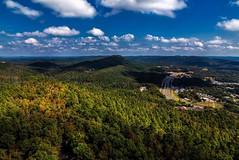 Hot springs overlook (Mohan Krish Photography) Tags: arkansas hot springs hotspring hotspringnationalpark national park landscape nature fall fallcolors autumn