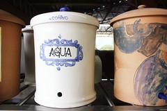 Ecofiltro agua water filter - Charlie on Travel (CharlieOnTravel) Tags: ecofiltro guatemala tour sustainable antigua water filter pots eco