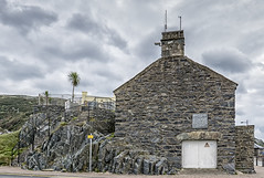Harbour Masters Office (Nantwichborn) Tags: harbourmaster barmouth slate wales building