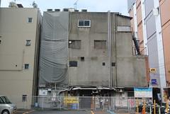 tokyo6028 (tanayan) Tags: urban town cityscape tokyo japan nikon j1 road street alley   shinbashi