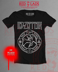 LED ZEPPELIN (redladsclothing) Tags: redlads tshirt red black gold white legend ledzeppelin zeppelin rock roll rocknroll blues jimmy page robert plant bonzo bonham