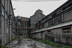 Abandoned smelting plant (AstridWestvang) Tags: industry west norway odda abandoned