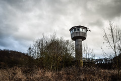 OWL Lost Places (danielwecker) Tags: lost places germany military tower bunker owl