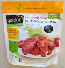 20150731 Vegan BBQ Wings from Gardein :) (ratexla) Tags: vegan veganfood vegetarian veg food cooking cuisine omnomnom good tasty 2015 31jul2015 europe scandinavia whatveganseat whatdoveganseat earth tellus veganmat vegansk mat matlagning foodie foodporn matporr veganska photophotospicturepicturesimageimagesfotofotonbildbilder nom sweden sverige gteborg goteborg gothenburg vegetariska europaeuropean veganmeat fakemeat iphone iphone5 barbecuewings bbqwings veganchicken fakechicken chicken wings vegankyckling lyckling kycklingvingar meatfree gardein lunch dinner dindin fingerfood