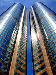 Hong Kong HKSE Stock Exchange (gerard eder) Tags: world travel reise viajes asia east hong kong architecture architektur arquitectura skyline skycraper wolkenkratzer rascacielos hongkong stockexchange