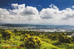Go outdoors. Nantou, Taiwan ( (Morris)) Tags: nikon nantou taiwan sky landscape road white red green pink outdoor