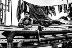 Sur le fil (francois werner) Tags: thailande voyage 2016