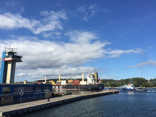 Hafen Gdingen