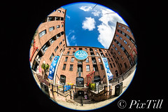 Beatles World!! (PixTill) Tags: thebeatles liverpoolwaterfront albertdock fisheye museum