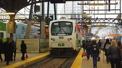 044crpshsatfwl (citatus) Tags: commuters westbound go train union station toronto canada fall afternoon 2016 pentax k3 ii