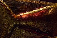Metallic fish-scale wall shimmers in Las Vegas, USA (Al Varty) Tags: shine metallic fishscale wall shimmers lasvegas usa