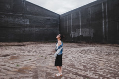 Untitled (Raev Yap) Tags: asian girl woman female photography portrait ricoh grdiii fashion outdoor conceptual art