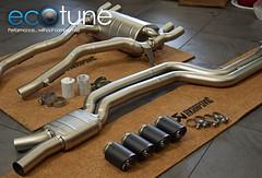 Akrapovic M4 Full System (Ecotune UK) Tags: ecotune bmw m4 bmwm4 titanium carbon akrapovic exhaust