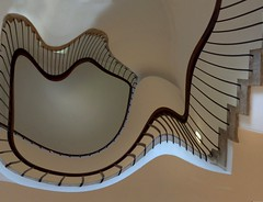 City days ... (Edinburgh Nette ...) Tags: stairs staircases architecture galleries inverleith house spiral dm ribbet