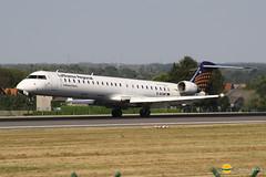 Lufthansa CityLine  CRJ-900 (airbus02) Tags: canadair regional jet crj zaventem belgique bruxelles lufthansa cityline aviation aviondeligne compagnie arienne