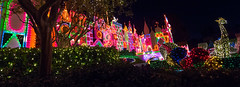 Christmas Small World, 2016 (Mstraite) Tags: small disneyland california canon night lights ride amusmentpark amusment