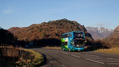 Give Me Five (Richie B.) Tags: sn16onx adl alexander dennis enviro 400 stagecoach cumbria and north lancashire stybeck farm a591