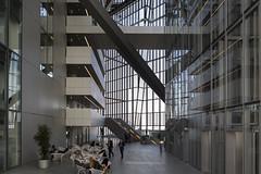 mm_European Central Bank design by  Coop Himmelb(l)au_11 (milimetdesign) Tags: coophimmelblau ecb europeancentralbank frankfurt germany banking deconstructivistarchitecture euro finance modernarchitecture
