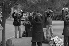 State of Meditation (votsek) Tags: 2016 chinatown boston meditation park people street blackandwhite nikond750 monochrome urban