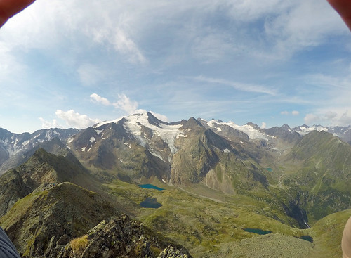 Wilder Freiger, Stubai Alps, Austria