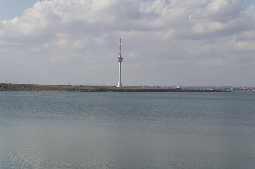 Techirghiol TV Tower, 06.10.2014.