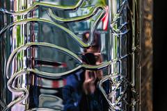 Herzog & De Meuron...selfie (@ntomarto) Tags: antomarto ntomarto usa us unitedstates ny nyc newyork manhattan noho bond architecture architettura selfie riflesso mirror herzogdemeuron