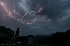 DSC_5395-2 (Photography By Tara Gowen) Tags: lightning storm clouds nsw stormclouds australia yarrahapinni taragowen nikon epicsky lightshow photographybytaragowen tokina1116mm australianstorms