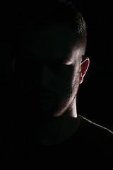 52 Week Challenge - Week 46 (Richard Amor Allan) Tags: portrait backlight hardlight contrast dogwood52 52weekchallenge