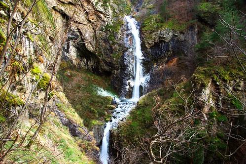 Водопади на река Горица, 39 метра височина, Рила