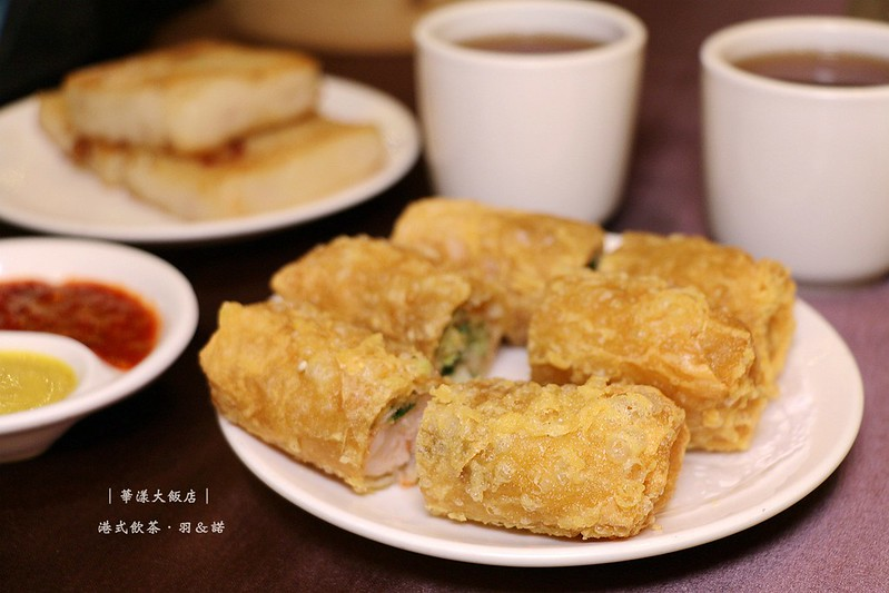 華漾大飯店港式飲茶032