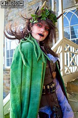 IMG_6397 (Neil Keogh Photography) Tags: 2016 bag belt blouse brass brown church cloak copper corset dreadlocks dress facepaint fantasy gold goth gothic green headdress hipflask leafs leather mask metal november november2016 sciencefiction skirt staff steampunk vials whitbygothweekend white woman