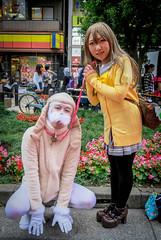 IMG_5079 (kndynt2099) Tags: 2016ikebukurohalloweencosplayfestival ikebukuro japan tokyo