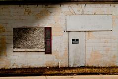 Pair of Shutter (hutchphotography2020) Tags: outofbusiness shutter abandon nikon hutchphotography peelingpaint