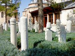 Konya - Mevlana Turbesi, tombs and rosemary (2) (damiandude) Tags: rumi dervish sufi