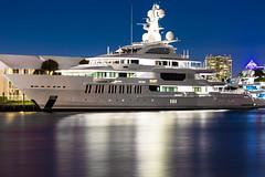 Infinity Yacht - Fort Lauderdale (Ron Raffety) Tags: yacht infinity infinityyacht oceanco megayacht superyacht luxuryyacht motoryacht builtbyoceanco ronraffety ronraffetyphotography