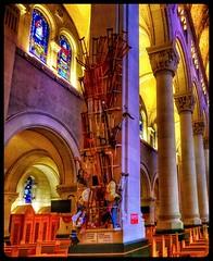 Miracles! (Sherrianne100) Tags: miracles crutches healing faith church basilica steannedebeaupre quebec canada