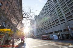 IMG_9276.jpg (Dj Entreat) Tags: canon6d building bayarea sanfrancisco 1635ii shadows downtownsf buildings sun canon california sunflare downtown unitedstates us