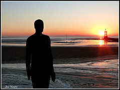 merseyside scenes (exacta2a) Tags: liverpoolmerseyside crosby beachea rivers sunsets sculptures