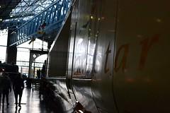 2016-11-05: Eurostar (psyxjaw) Tags: york visit yorkshire national railway museum nationalrailwaymuseum rail train eurostar