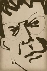 2015.09.11 Peering into the Viewfinder (Julia L. Kay) Tags: zenbrush zenbrushapp zen brush zenbrushapponly bw blackandwhite black white juliakay julialkay julia kay artist artista artiste künstler art kunst peinture dessin arte woman female sanfrancisco san francisco sketch digital drawing digitaldrawing dibujo selfportrait autoretrato daily everyday 365 self portrait portraiture mobileart mobile iphone iphoneart idraw isketch iart face mda iamda mobiledigitalart dpp dailyportraitproject touchscreen fingerpaint fingerpainter ipad ithing idevice