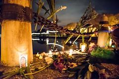 (artoonie) Tags: oaklandfire ghostship vigil