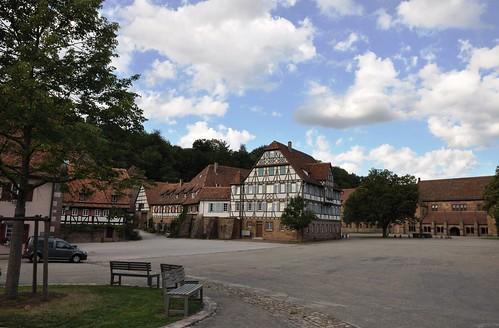 Maulbronn (Alemania). Monasterio. Recinto monasterial