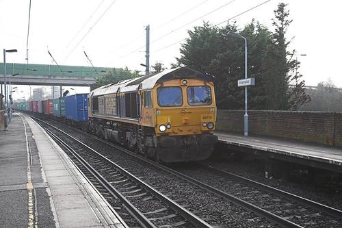 66719 at Stowmarket