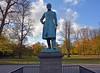 Frederiksberg Gardens, Copenhagen (JohntheFinn) Tags: statue patsas veistos sculpture kööpenhamina europe eurooppa denmark tanska kuningas
