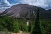 Trail View- Skagway Alaska (Thaiexpat) Tags: 2016 outdoor landscape mountain alaska skagway scenic river sky beauty peaceful trail view sony a7r2 zeissbatis2818mm