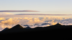 Poetry of Clouds (John Westrock) Tags: morning mountains nature clouds sunrise landscape scenic bluesky pacificnorthwest washingtonstate mtrainiernationalpark canon135mmf2lusm canoneos5dmarkiii